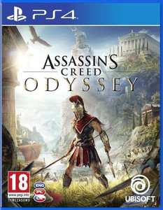 ASSASSIN'S CREED ODYSSEY PS4 PL nowa folia