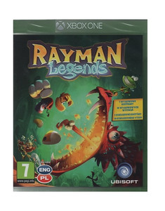 RAYMAN LEGENDS PO POLSKU XBOX ONE