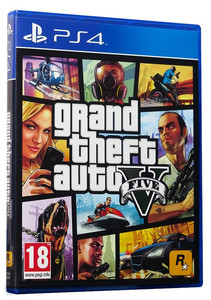 GTA V/GRAND THEFT AUTO 5 PS4