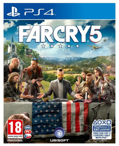 PS4 Far Cry 5 PL FARCRY 5 PL