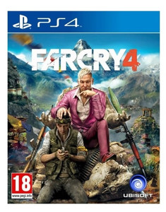 FAR CRY 4 PS4 PL FARCRY
