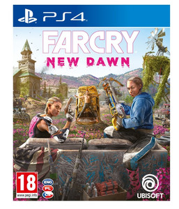FARCRY NEW DAWN FAR CRY PS4 PL NOWA