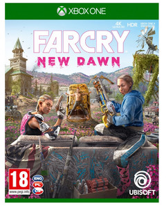 FARCRY NEW DAWN FAR CRY XBOX ONE PL NOWA