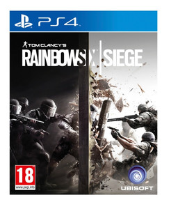 Tom Clancy's Rainbow Six Siege PL PS4