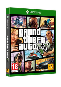 GTA V/GRAND THEFT AUTO 5 XBOX ONE