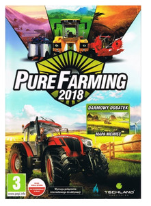 PURE FARMING 2018 BOX PŁYTA PC PL