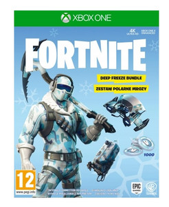Fortnite Deep Freeze Bundle PL xbox one