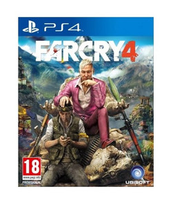 FAR CRY 4 PS4 PS 4 PL