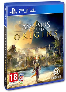 ASSASSIN'S CREED ORIGINS PS4 PL