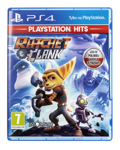 PS4 RATCHET AND & CLANK PL