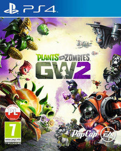 EA Plants vs. Zombies Garden Warfare PS4 2