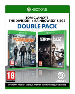 XBOX ONE Rainbow Six Siege + The Division