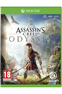 ASSASSIN'S CREED ODYSSEY XBOX ONE PL nowa folia (1)