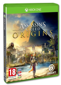 ASSASSIN'S CREED ORIGINS XBOX ONE PL