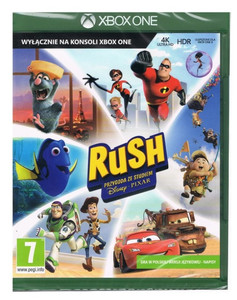 KINECT RUSH DISNEY PIXAR XBOX ONE