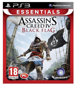 ASSASSIN'S CREED IV 4 BLACK FLAG PS3