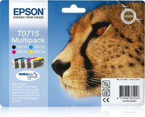 MultiPack T0715  7.4ml+3x5.5ml do serii S/D/DX/SX
