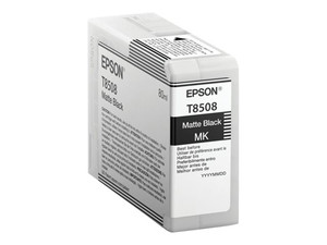 Singlepack Photo Matte Black cartridge, T850800