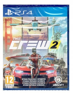 THE CREW 2  PS4 PL