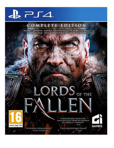 LORDS OF THE FALLEN COMPLETE EDITION PS4 PL